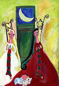 ilustracion de Paula Paradela